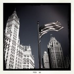 Michigan ave street photography #3